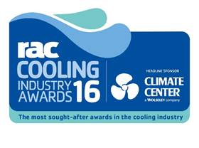 RAC Cooling Industry Awards 16 Award