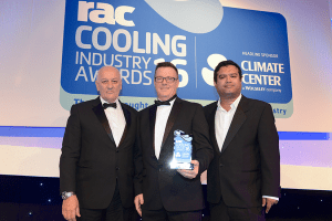 RAC Cooling Awards 2016 - award ceremony
