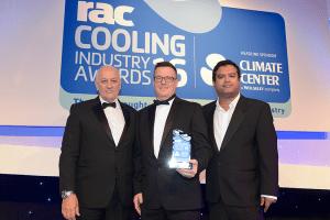 RAC Cooling Awards 2016 - award ceremony